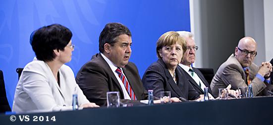 Spitzentreffen im Bundeskanzleramt zum neuen Ökostrom-Gesetz