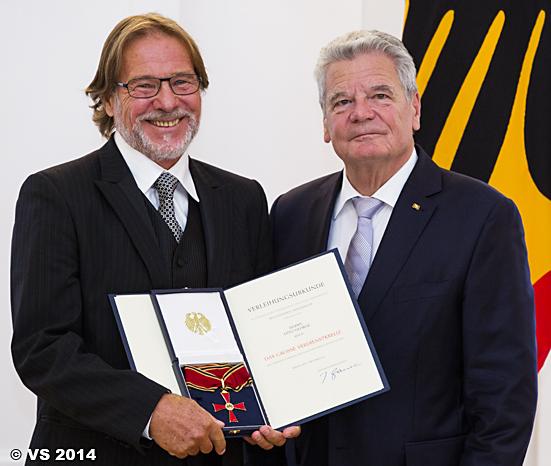 Ordensverleihung zum Tag der Deutschen Einheit