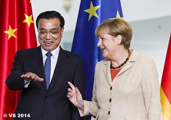 3. deutsch-chinesische Regierungskonsultationen im Bundeskanzler