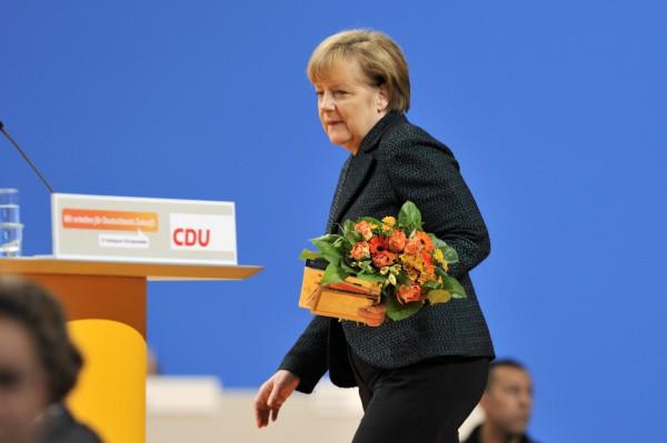 Parteitag der CDU-Deutschlands (Foto: medienmodul)