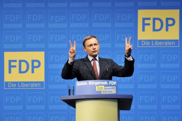 Christian Lindner (Foto/Archiv 2014: Friedhelm Schulz/Friedrichson Pressebild)