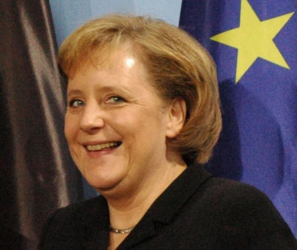 10JahreKanzlerin_Angela_Merkel_CDU (Foto/Archiv: Sylla, 9.1.2007, formale Übernahme der EU-Ratspräsidentschaft)