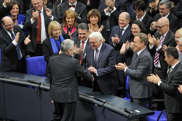 Deutscher Bundestag, Berlin, 16. Bundesversammlung